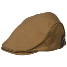 Stetson Classic Twill Driving Cap (For Men) in British Tan - Closeouts