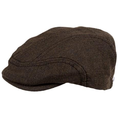 Stetson Ivy Newsboy Cap - Wool (For Men) in Grey