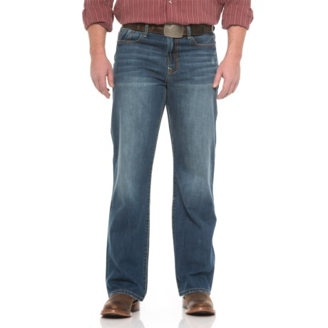Stetson No. 1312 Modern Straight-Leg Jeans (For Men)