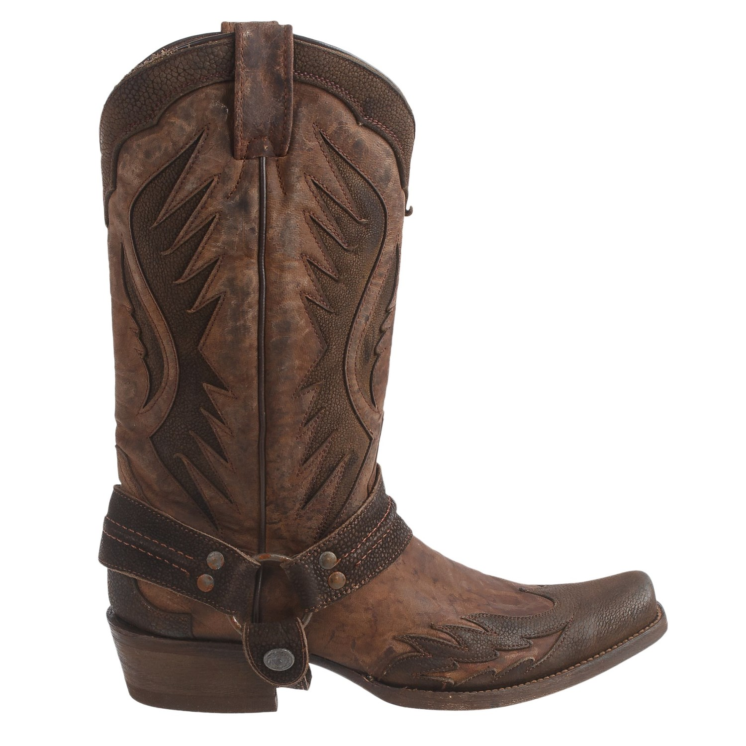 Stetson Outlaw Wings Cowboy Boots For Men Save 50