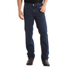 Stetson Slim Fit Straight-Leg Denim Jeans (For Men) in Dark Blue - Closeouts