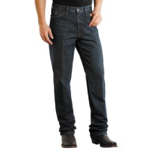 Stetson Standard Straight-Leg Denim Jeans (For Men) in Dark Destruction - Closeouts
