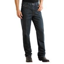 Stetson Standard Straight-Leg Denim Jeans (For Men) in Dark Destruction - Closeouts