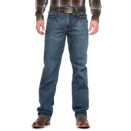 Stetson Western Jeans - Straight Leg (For Men) in Denim - Closeouts