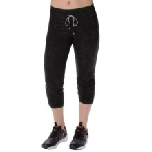 Steve Madden Crop Jogger Pants (For Women) in Black - Closeouts