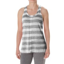 Steve Madden Cross-Back Tank Top (For Women) in Black - Closeouts