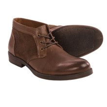 Steve Madden Deron Chukka Boots - Leather-Suede (For Men) in Brown - Closeouts