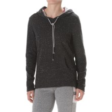 Steve Madden Easy Hoodie (For Women) in Black - Closeouts