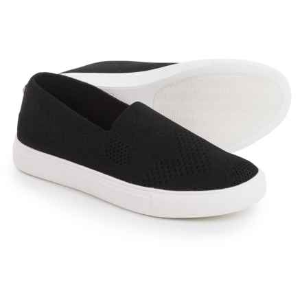 Steve Madden Frankel Sneakers (For Women) in Black - Closeouts