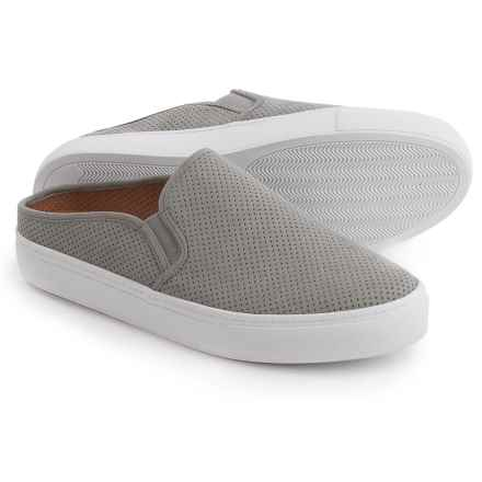 Steve Madden Geena Sneaker Slides (For Women) in Grey - Closeouts