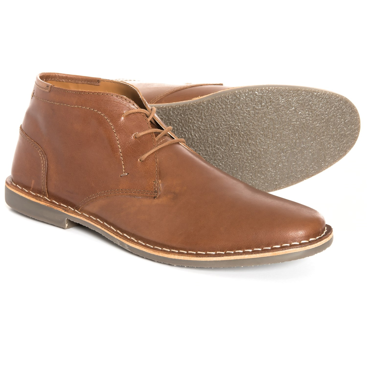 ea22f81bce3 Steve Madden Harken Chukka Boots (For Men) - Save 33%