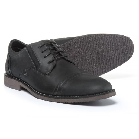 ffa509c2fd9 Steve Madden Lessim Cap-Toe Shoes - Leather (For Men)