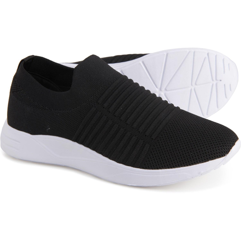 Steve Madden Lillian Knit Sneakers (For