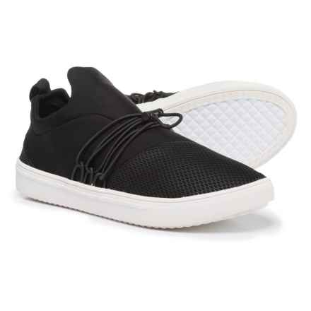 Steve Madden Mancer Sneakers (For Men) in Black - Closeouts