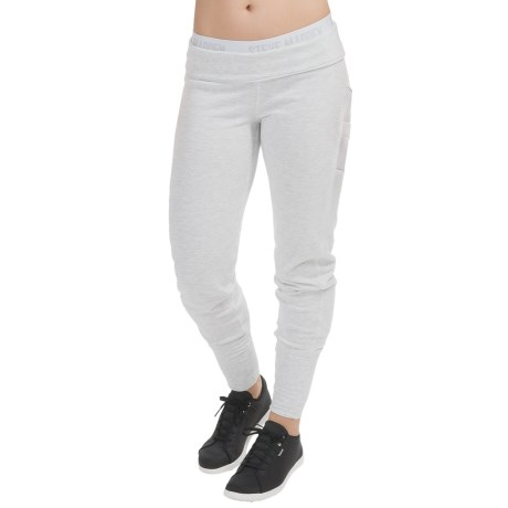Steve Madden Mesh Panel Jogger Pants (For Women)