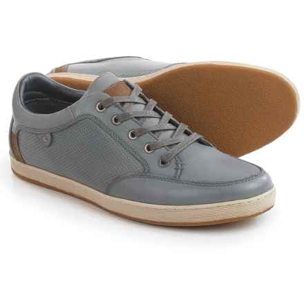 Steve Madden Partikal Sneakers - Leather (For Men) in Grey - Closeouts