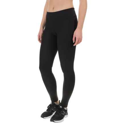 Steve Madden Side-Pocket Leggings (For Women) in Black - Closeouts