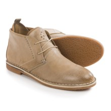 Steve Madden Syrio Chukka Boots - Suede (For Men) in Sand Suede - Closeouts