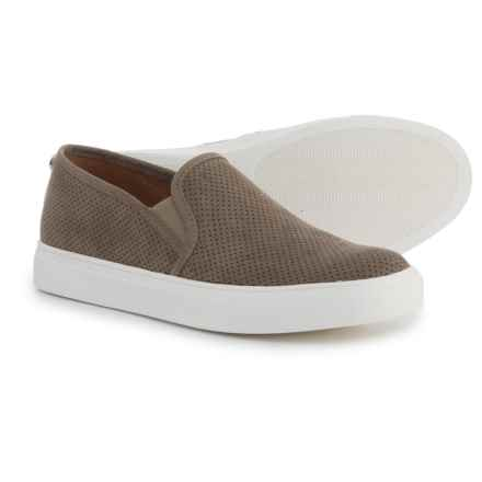 Steve Madden Zarayy-V Perforated Sneakers - Slip-Ons (For Women) in