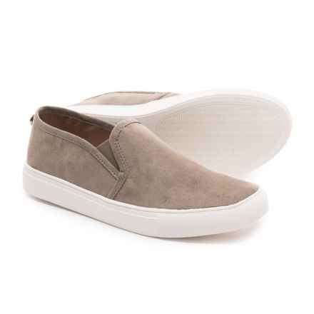 Steve Madden Zelia Sneakers (For Women) in Grey - Closeouts