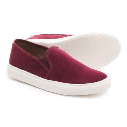 Steve Madden Zelia Sneakers (For Women) in Wine - Closeouts