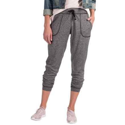 Stillwater Supply Co. Banded Joggers (For Women) in Gray/Black - Closeouts