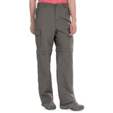 Stillwater Supply Co. Nylon Convertible Pants - UPF 40+ (For Women) in Dark Charcoal - Closeouts