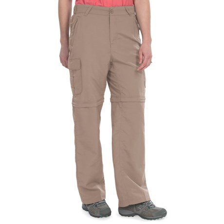 Stillwater Supply Co. Nylon Convertible Pants - UPF 40+ (For Women)