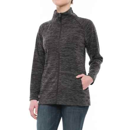 Stillwater Supply Co. Optic Fleece Jacket (For Women) in Black - Closeouts
