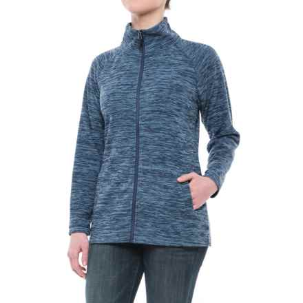 Stillwater Supply Co. Optic Fleece Jacket (For Women) in Blue - Closeouts