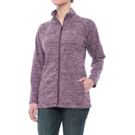Stillwater Supply Co. Optic Fleece Jacket (For Women) in Purple - Closeouts