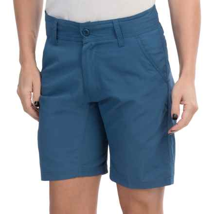 Stillwater Supply Co. Shorts - UPF 40+ (For Women) in Blue - Closeouts