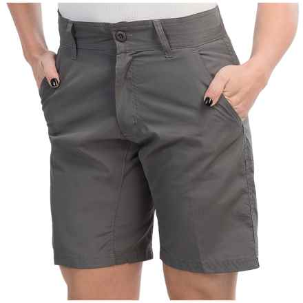 Stillwater Supply Co. Shorts - UPF 40+ (For Women) in Charcoal - Closeouts