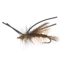 Stimulator Dry Fly - Dozen in Olive - Closeouts