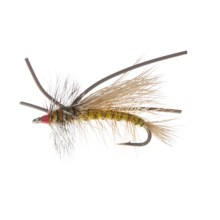 Stimulator Dry Fly - Dozen in Yellow - Closeouts