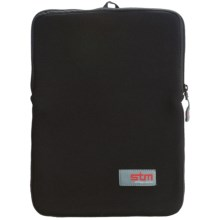 "STM Glove Laptop Sleeve - 13"" in Black - Closeouts"