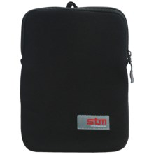 """STM Glove Tablet Sleeve - 10"""" in Black - Closeouts"""