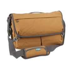 "STM Nomad 11"" Laptop Messenger Bag - Extra Small in Mustard - Closeouts"