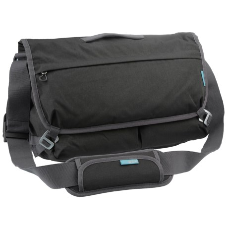 "STM Nomad 15"" Laptop Messenger Bag - Medium in Graphite"