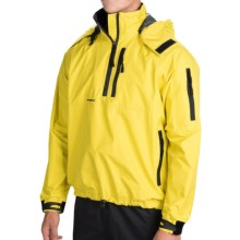 Stohlquist Torrent Seatouring Splash Jacket in Yellow - Closeouts