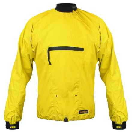 Stohlquist Torrent Splash Jacket - Waterproof in Yellow - Closeouts