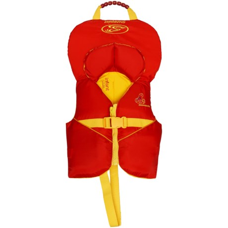Stohlquist Type II One-Size PFD Life Jacket (For Infants and Toddlers)