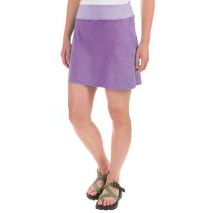 Stonewear Designs Cruiser Skirt (For Women) in Violet - Closeouts