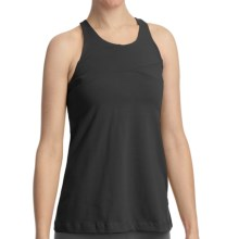 Stonewear Designs Dara Tank Top - Organic Cotton, Racerback (For Women) in Black - Closeouts