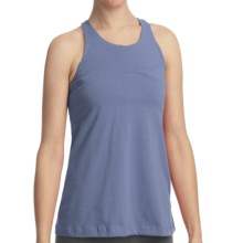 Stonewear Designs Dara Tank Top - Organic Cotton, Racerback (For Women) in Stream - Closeouts