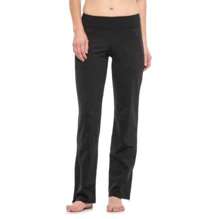 Stonewear Designs Dash Fleece Pants (For Women) in Black - Closeouts