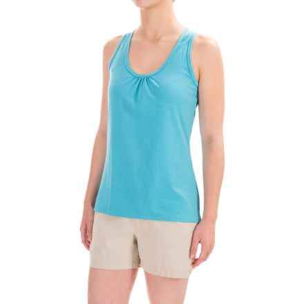 Stonewear Designs Fuse Tank Top - Racerback (For Women) in Caribe - Closeouts