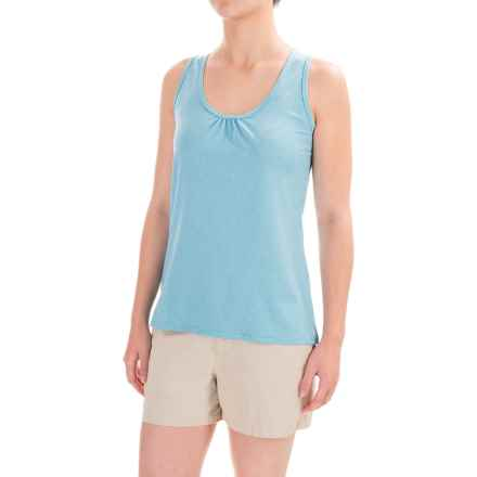 Stonewear Designs Fuse Tank Top - Racerback (For Women) in Pacific - Closeouts
