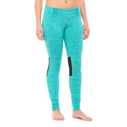 Stonewear Designs Fusion Tights (For Women) in Vine Heather - Closeouts