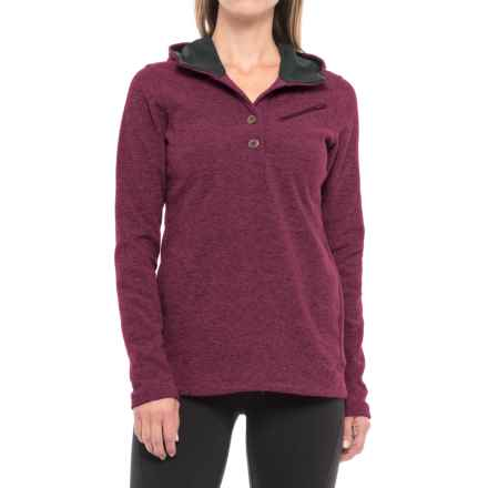 Stonewear Designs Haze Hoodie (For Women) in Jelly - Closeouts